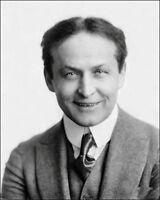 Harry Houdini #3 Photo 8x10  -  B&W