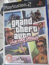 Grand Theft Auto GTA vice city stories PS2