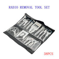 38x Car Stereo Release Removal Keys Set Tool Kit Vehicle CD Radio Head Unit UK