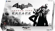 DC Comics Batman Arkham City Escape The Board Game Cryptozoic Entertainment