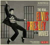 Elvis Presley - The Real... Elvis Presley At The Movies [CD]