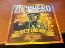 LP ZUCCHERO BLACK CAT LIVE POLYDOR 0602557531299 COPY 830  SIGILLATO EU 2017 PS