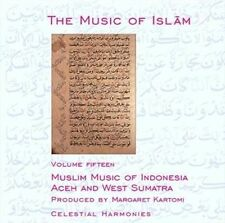 The Music of Islam, Vol. 15: Muslim Music of Indonesia, Aceh and West Sumatra
