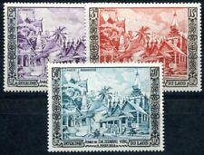 LAOS 1954 40-42 * TADELLOS ungebraucht SATZ (F3719