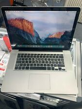 "Apple MacBook Pro Late 2008 A1286 15.4"" Core 2 Duo 2.4Ghz 4GB 250gb HDD CC - 536"