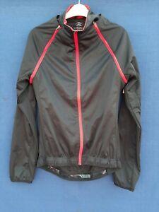 CRANE THERMAL  Cycling jacket top  Adults size - SMALL HI VIZ   MEN'S LADIES