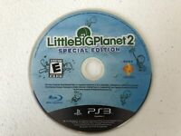 LittleBigPlanet 2: Special Edition - Playstation 3 PS3 - Cleaned & Tested