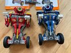 Two Phone-Controlled Hexbug Boxing Bots from Vex Robotics