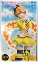 Love Live! The School Idol Movie Hoshizora Rin SPM Figure Sunny Day Song SEGA
