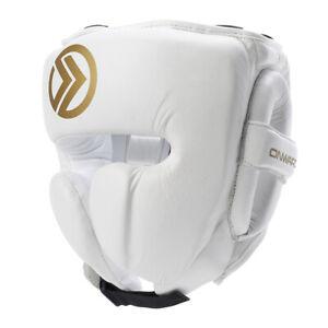 Onward Vero Pro Head Guard – Leather Pro Guard - Increased Cheek Protection