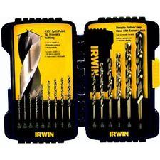 Irwin Industrial Tools 316015 Cobalt Drill Bit Set, 15-Piece