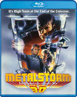 Metalstorm: The Destruction Of Jared-Syn - 2 DISC SET (2016, Blu-ray New)