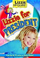 Lizzie McGuire: Lizzie for President - Book #16: Junior Novel (Lizzie McGuire (N