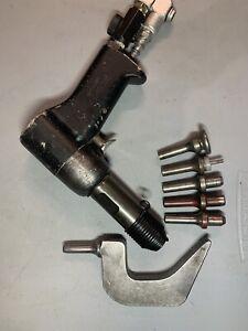 US Industrial Pneumatic Rivet Gun 3X Aircraft Tool