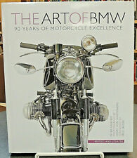 The Art Of BMW 90 Years Motorcycle Excellence Revised Updated Hardcover Gantriis
