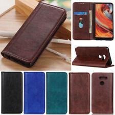 Deluxe Wallet Leather Flip Case Cover For LG K61 Q61 K51 K41s K51s Velvet K30
