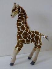 HANSA 18 Inches Brown Giraffe Stuffed Animal Toy