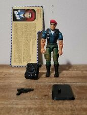 Hasbro GI Joe Dusty Desert Trooper Action Figure loose Complete 2000