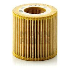 Mann Oil Filter Element Metal Free For Seat Cordoba 1.2 1.2 12V