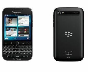 BlackBerry Q20 Classic 16GB  Black Verizon Smartphone + Worldwide GSM Unlocked