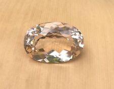 Brazil Oval Transparent Loose Diamonds & Gemstones