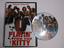 Playin For the Kitty (DVD, 2002) Football