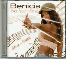 Benicia  Para Tocar y Bailar     BRAND  NEW SEALED  CD