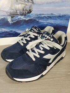 Diadora N9000 Speckled Mens Sz 11.5 Sneakers Shoes Casual   - Navy