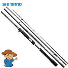 """Shimano DIALUNA MB S806ML-4 Medium Light 8'6"""" fishing spinning rod"""
