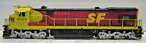 OVERLAND MODELS,INC OMI-5723 AT&SF C30-7 HO SCALE
