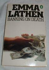 Emma Lathen: Banking on Death - engl. Taschenbuch