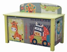 KID SAFARI BIG TOY BOX