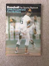 Baseball The Sports Instructional Playbook 1977 McDonald McMane San Diego Padres