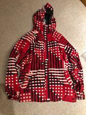 686 Mens Snowboard Jacket Red Size L