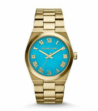 Michael Kors Quarz - (Batterie) Armbanduhren mit 12-Stunden-Zifferblatt