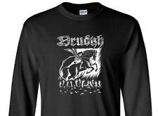 Drudkh Long Sleeve T-Shirt black metal