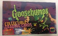 Topps Goosebumps Trading Card Box Factory Sealed R.L. Stine