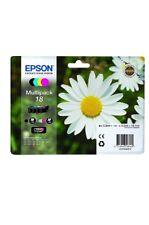 Epson C13T18064022 Multi-Pack (Schwarz, Gelb, Magenta, Cyan) Original