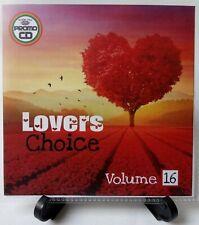 'Lovers Choice Vol 16' (Lovers Reggae & Lovers Rock) Wicked Lovers Reggae Music
