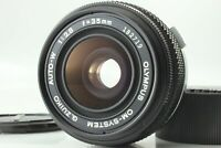 [EXC+++++] Olympus OM-System G.Zuiko Auto-W 35mm F/2.8 lens from JAPAN #20