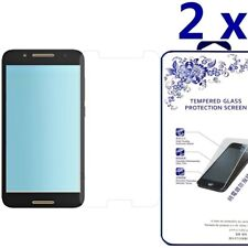 2-Pack For Alcatel A7 Tempered Glass Screen Protector
