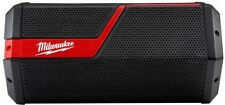 Cordless Wireless Jobsite Speaker Radio Bluetooth Wireless Milwaukee M18 M12