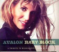 Rory Block - Avalon (A Tribute to Mississippi John Hurt, 2013)