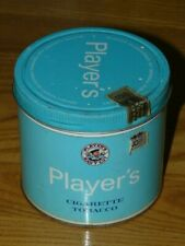 Vintage Players Player's Navy Cut Cigarette Tobacco Tin
