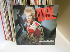 "BILLY IDOL "" HOT IN THE CITY-DEAD ON ARRIVAL"" 7"" 1982 UK PRESS CHS 2625"