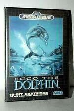 ECCO THE DOLPHIN GIOCO USATO SEGA MEGA DRIVE EDIZIONE ASIATICA FR1 43094