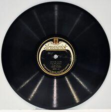 "FREDRIC FRADKIN  ""Kiss Me Again / Roses Of Picardy""  78 RPM   Brunswick 2279"