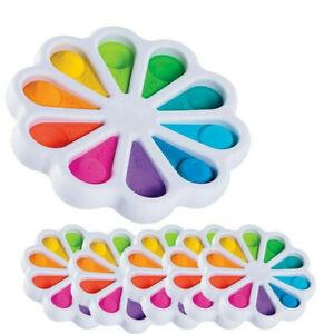 Pop Fidget Toy Simple Dimple Bubble Sensory Toy Stress Relief Toy