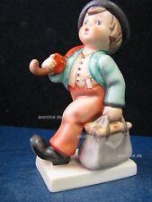 "Goebel Hummel Figur, Hum 11/2/0, ""Wanderbub"" Merry Wanderer, TMK7, OVP"