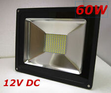 12V - 24V DC  60W Cool White LED FloodLight Wall WashLight  Wash Light